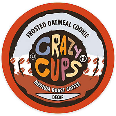 22-Count Crazy Cups® Decaf Frosted Oatmeal Cookie Coffee