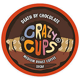 22-Count Crazy Cups® Decaf Death by Chocolate Coffee