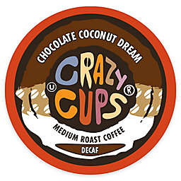 22-Count Crazy Cups® Decaf Chocolate Coconut Dream Coffee