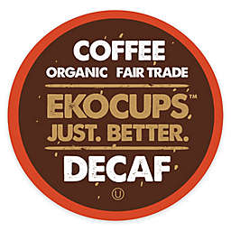 40-Count EkoCups™ Artisan Organic Decaf Light Roast Coffee