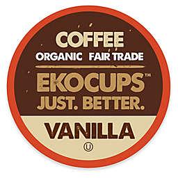 40-Count EkoCups™ Organic Vanilla Flavored Coffee