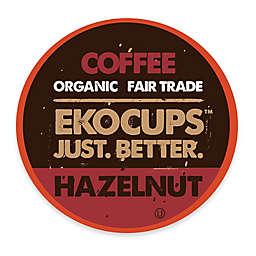 40-Count EkoCups™ Artisan Organic Hazelnut Flavored Coffee