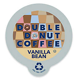 24-Count Double Donut Coffee™ Vanilla Bean Flavored Coffee