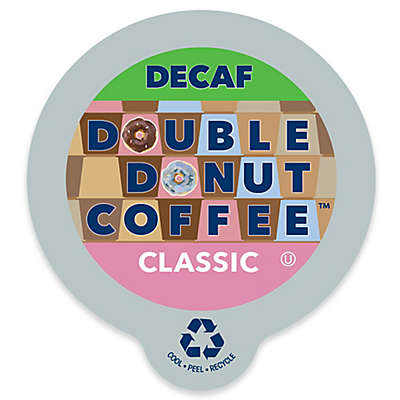 24-Count Double Donut Coffee™ Decaf Classic Coffee