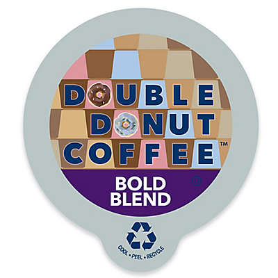 24-Count Double Donut Coffee™ Bold Blend Coffee