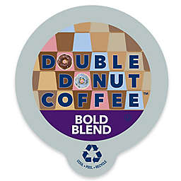 Double Donut Coffee™ Bold Blend Coffee Pods for Single Serve Coffee Makers 24-Count