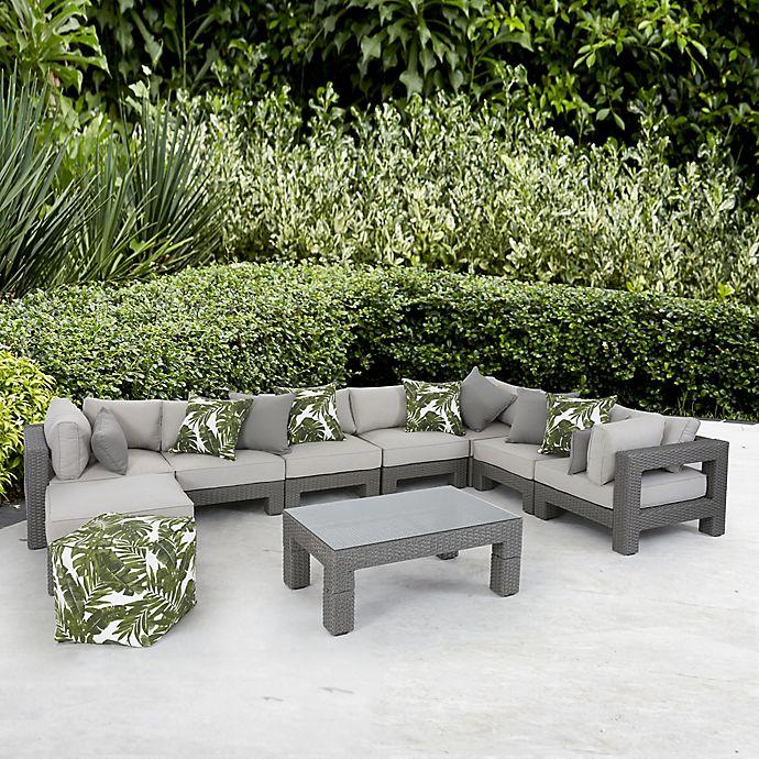 Madison Park Jordan Outdoor Furniture Bed Bath Amp Beyond