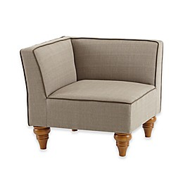 Madison Park Dalton Outdoor Corner in Beige