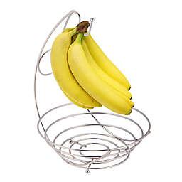 Home Basics® Fruit Bowl with Banana Tree