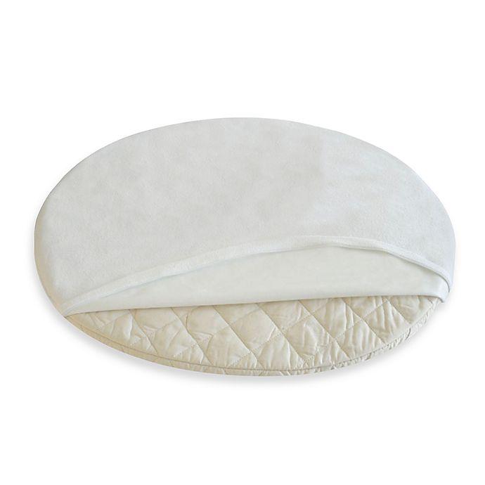 Alternate image 1 for Stokke® Sleepi™ Oval Mini Protection Sheet