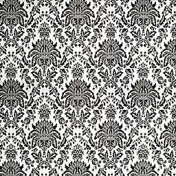 Elizabeth Black and White Wallpaper