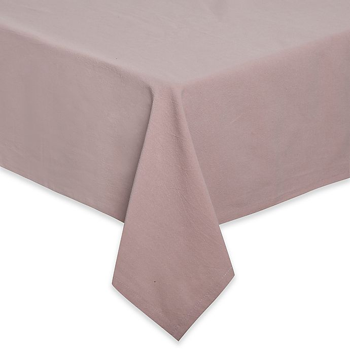 Alternate image 1 for Relaxed Cotton Tablecloth