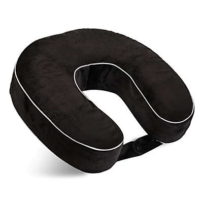 World's Best Memory Foam U-Shaped Neck Pillow