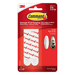 3M Command™ Large Refill Strips (Set of 6)
