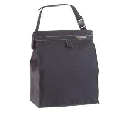 High Road� TrashStash? Large Hanging Car Trash Bag in Black
