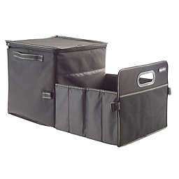 High Road® ExpandaBin™ Covered Trunk Organizer in Black