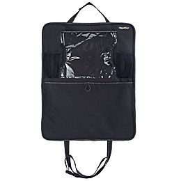 High Road® TabletPockets™ Tablet Holder and Car Seat Protector in Black