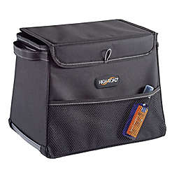 High Road® StableMate™ Large Car Trash Can in Black