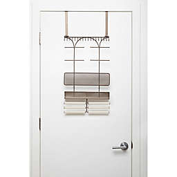 Umbra Isabella Over-the-Door Jewelry Organizer in Bronze