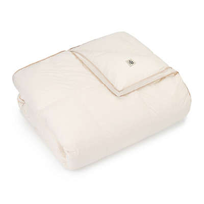 UGG® All Natural White Goose Down Comforter