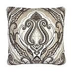 Jordana Metallic Chain Stitch Throw Pillow