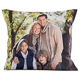 Photo Memories 18-Inch Throw Pillow
