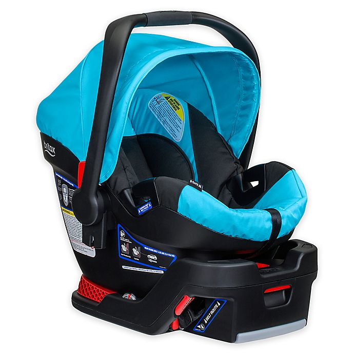 Alternate image 1 for BRITAX B-Safe 35 Infant Car Seat in Cyan