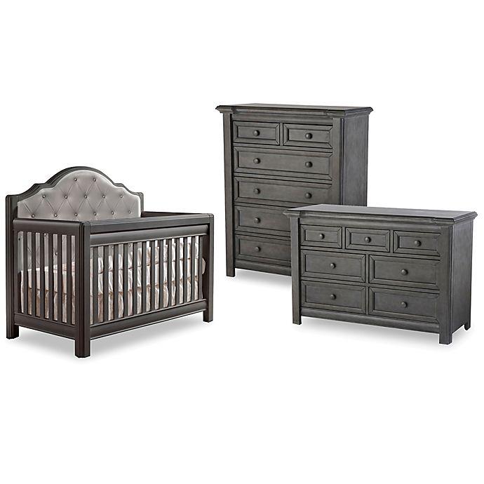 Alternate image 1 for Pali™ Cristallo Royal Nursery Furniture Collection in Granite