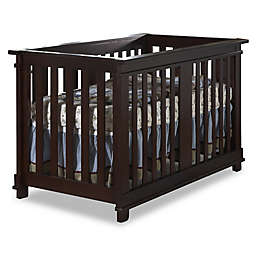 Pali™ Lucca 4-in-1 Convertible Crib in Mocha