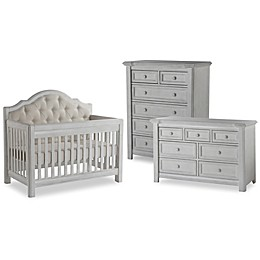 Pali™ Cristallo Nursery Furniture Collection in Vintage White