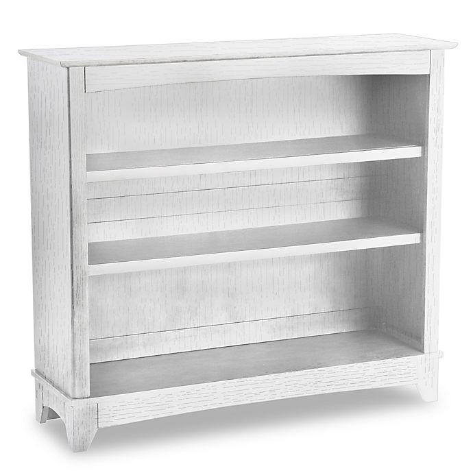 Alternate image 1 for Pali™ Cristallo Bookcase Hutch in Vintage White