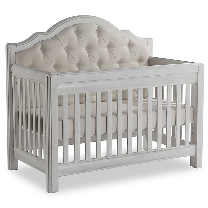 Alternate image 1 for Pali™ Cristallo Forever 4-in-1 Convertible Crib in Vintage White