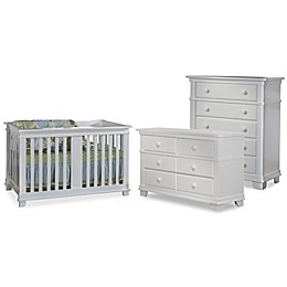 Pali™ Lucca Nursery Furniture Collection in White