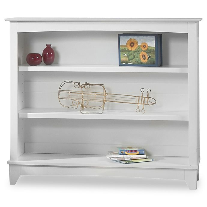 Alternate image 1 for Pali™ Bookcase Hutch in White