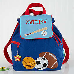 All Star Sports Embroidered Kids Backpack