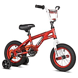 Razor Rumble 12-Inch Boy's Bicycle in Red