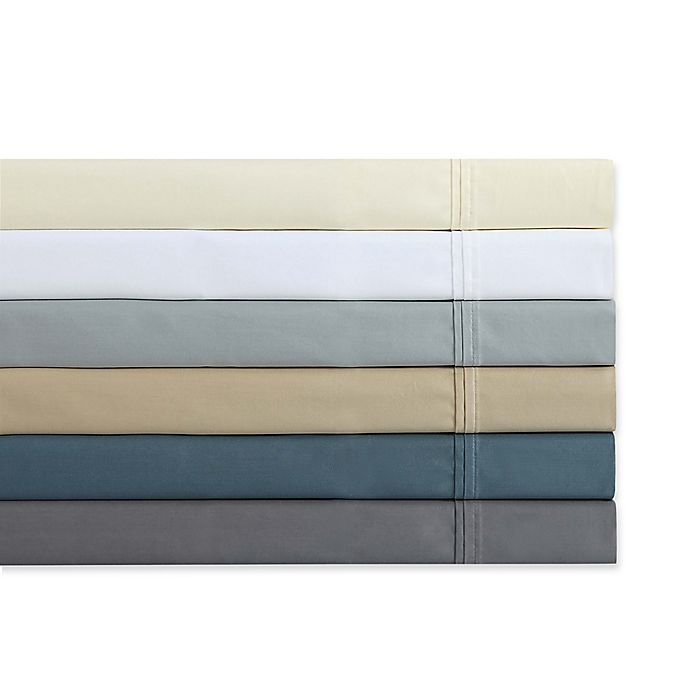 Alternate image 1 for Charisma® Solid 510-Thread-Count Sheet Set