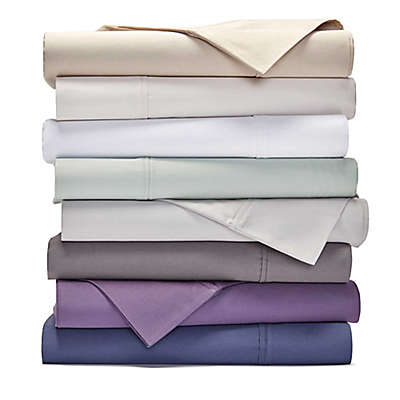 Heartland® HomeGrown™ 400-Thread-Count Solid Sateen Sheet Set