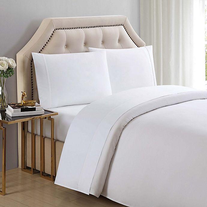 Costco Charisma Sheets White: Buy Charisma® Solid 510-Thread-Count California King Sheet