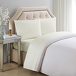 Charisma® 610-Thread-Count Solid Pillowcases and Sheet Set
