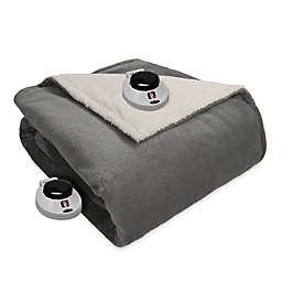 Therapedic® Sherpa Reversible Warming Blanket