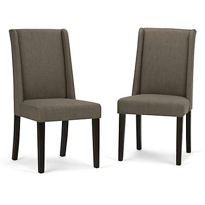 Simpli Home Sotherby Dining Chairs (Set of 2)