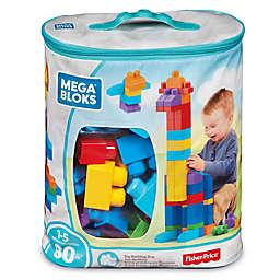 Mega Bloks Big Building Bag 80-Piece Building Set in Classic