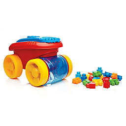 Mega® Bloks First Builders Blocks Scooping Wagon