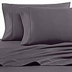 Heartland® HomeGrown™ 400-Thread-Count King Pillowcases in Grey(Set of 2)