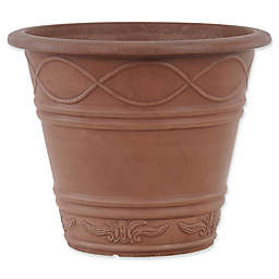 Arcadia Garden Products Western Weave Planter Pot