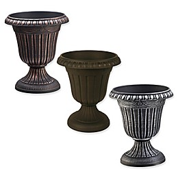 Arcadia Garden Products Traditional Plastic Urn