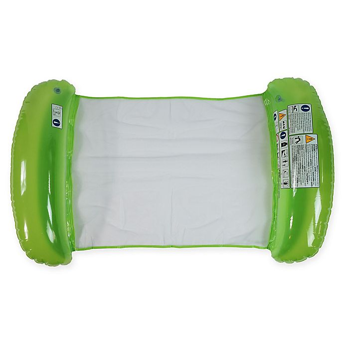 Inflatable Swimming Pool Lounger Float | Bed Bath & Beyond