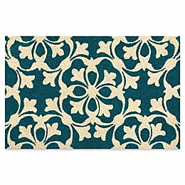 Nourison Waverly Greetings Courtyard Door Mat