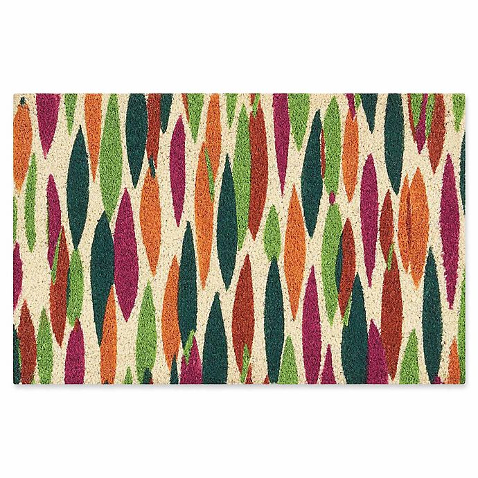 Alternate image 1 for Nourison Waverly Greetings 2' x 3' Door Mat in Clay